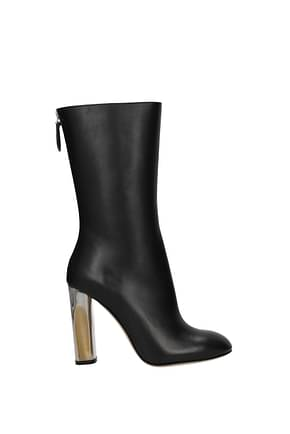 Ankle boots Alexander McQueen lux duchesse Woman
