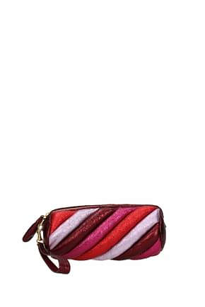 Anya Hindmarch Clutches Women Leather Multicolor
