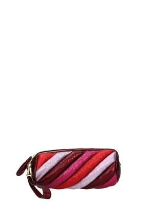 Anya Hindmarch Pochette Donna Pelle Multicolor
