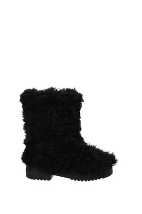 Ankle boots Saint Laurent Woman