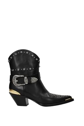 Ankle boots Fausto Puglisi Woman