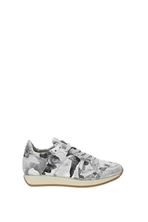 Sneakers Philippe Model monaco Damen