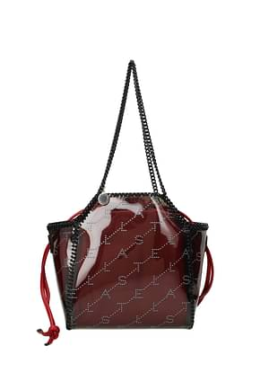 Stella McCartney Shoulder bags Women Eco Leather Red