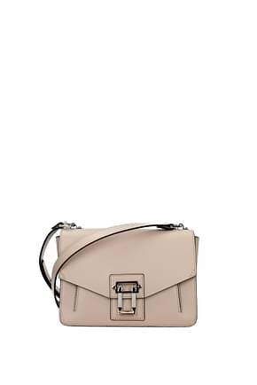 Proenza Schouler Crossbody Bag Women Leather Pink