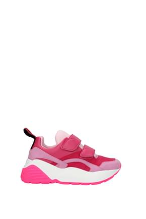 Stella McCartney Sneakers Donna Eco Pelle Fuxia