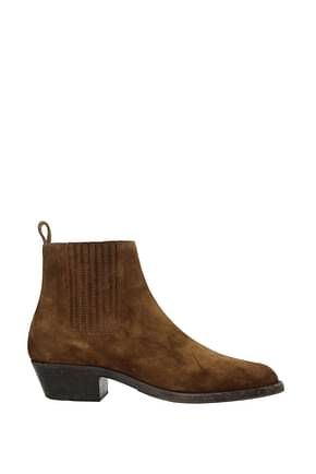 Ankle boots Saint Laurent Man