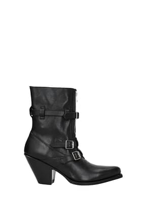 Ankle boots Céline Woman