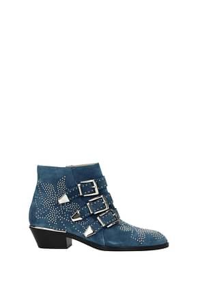 Ankle boots Chloé Woman