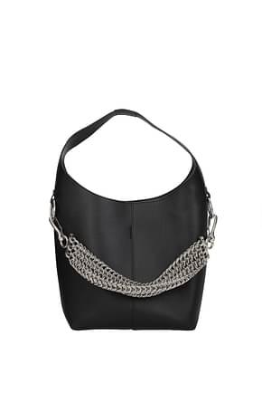 Alexander Wang Handbags Women Leather Black