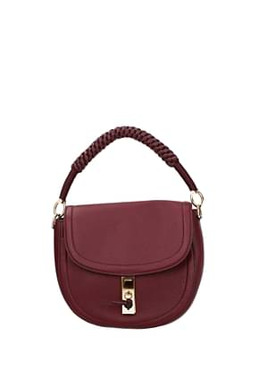 Altuzarra Handbags Women Leather Red