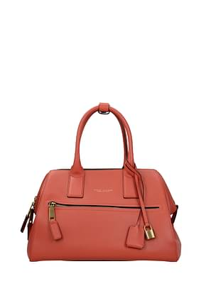 Marc Jacobs Handbags incognito Women Leather Orange Lobster