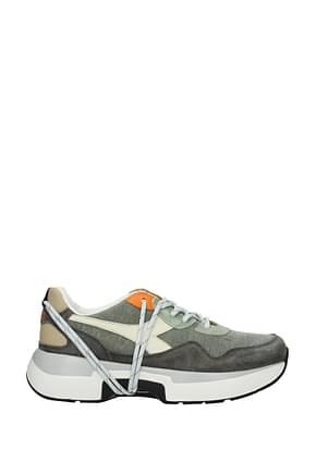 Sneakers Diadora Heritage stone wash Man