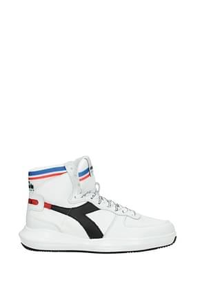 Sneakers Diadora Heritage basket Uomo