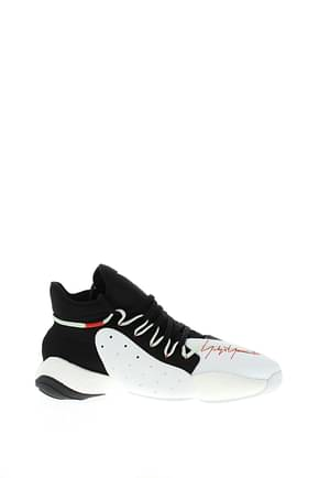 Y3 Yamamoto Sneakers adidas Men Fabric  White