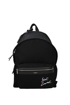 Backpack and bumbags Saint Laurent Man