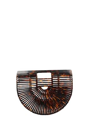 Handbags Cult Gaia acrylic ark small Woman