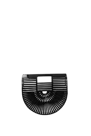 Cult Gaia Handbags acrylic ark mini Women Acrylic Black