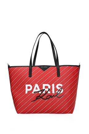 Shoulder bags Karl Lagerfeld k/city shopper paris Woman