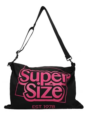 Calvin Klein  Crossbody Bag est 1978 Women Fabric  Black