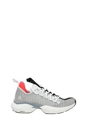 Reebok Sneakers floatride Homme Tissu Gris