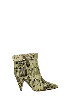 Ankle boots Isabel Marant Woman