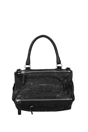 Givenchy Bolsos de mano pandora Mujer Piel Negro