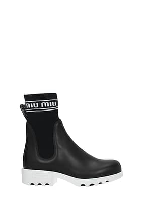 Ankle boots Miu Miu Woman
