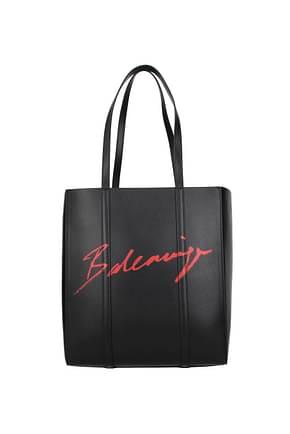 Balenciaga Borse a Spalla Donna Pelle Nero