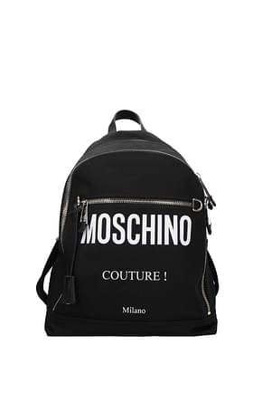 Backpack and bumbags Moschino Man