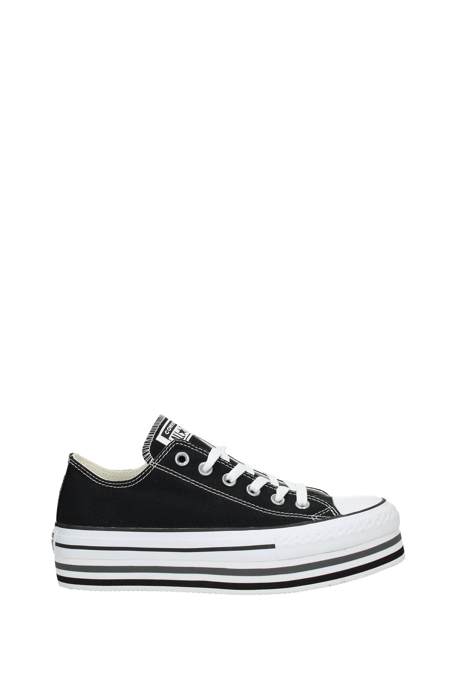 Dettagli su Sneakers Converse Donna Tessuto (563970C)