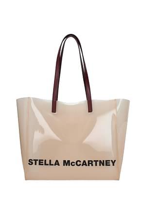 Stella McCartney Shoulder bags tote Women PVC Pink