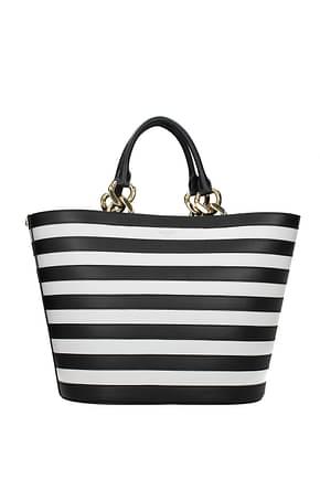 Balmain Handbags Women Leather Black