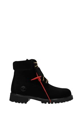 Botines Off-White timberland Hombre