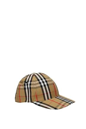 Hats Burberry Man