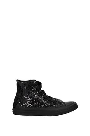 Converse Sneakers limited edition Mujer Lentejuelas Negro
