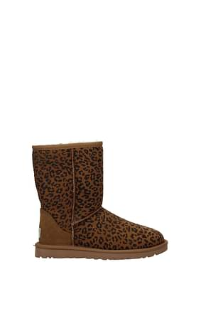 Ankle boots UGG rosette Women