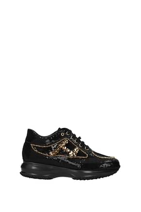 Sneakers Hogan atelier interactive Donna