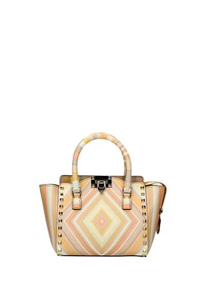 Valentino Garavani Handbags Women Leather Multicolor