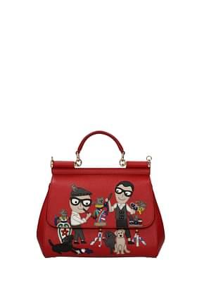 Bolsos de mano Dolce&Gabbana sicily medium Mujer