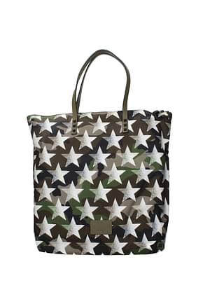 Valentino Garavani Handbags Men Fabric  Green