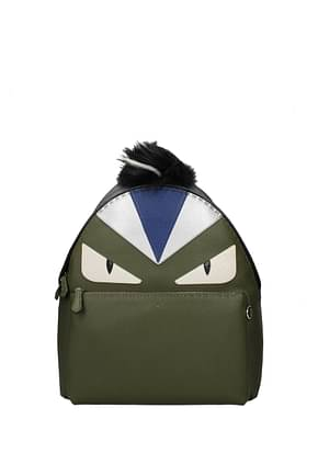 Backpack and bumbags Fendi Men