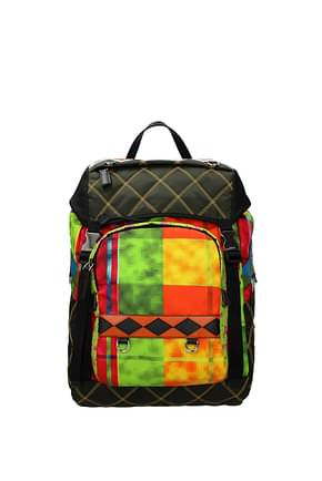 Backpack and bumbags Prada Men