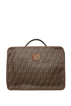 Suitcases Fendi Men