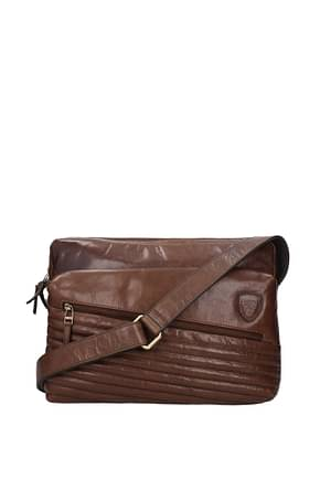 Blauer Work bags paddy Men Leather Brown