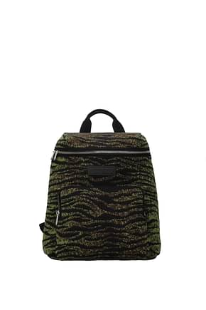 Kenzo Backpacks and bumbags Women Fabric  Green