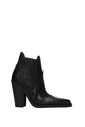 Dsquared2 Ankle boots Women Leather Black