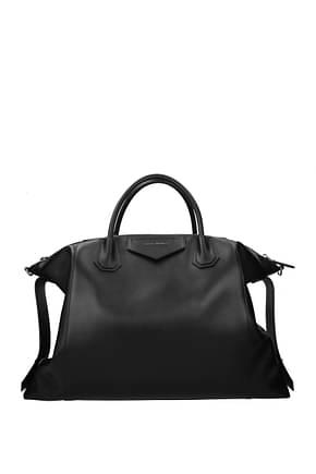 Givenchy Handbags antigona large Women Leather Black