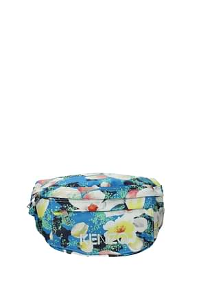 Kenzo Backpack and bumbags Men Fabric  Multicolor