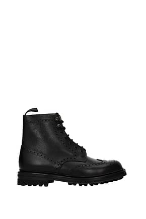 Church's Ankle Boot mc farlane lw Men Leather Black