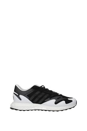 Y3 Yamamoto Sneakers adidas rhisu Homme Tissu Noir